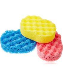 Esponja para baño spa